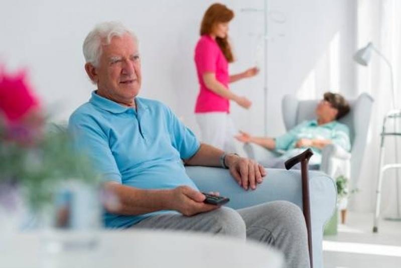 Asilo de Idoso com Demência Vascular Santana - Asilo para Idosos com Enfermagem