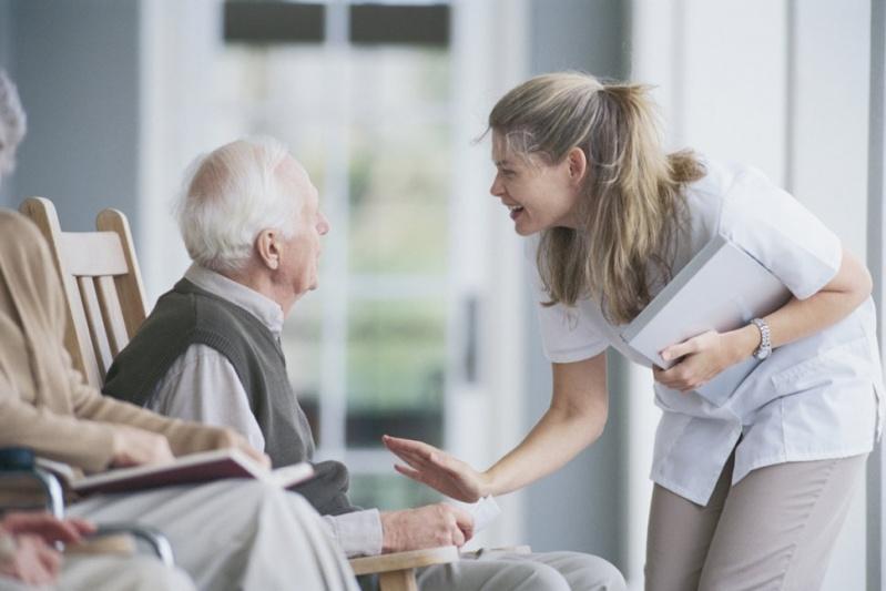 Asilo para Idosos com Enfermagem Vila Guilherme - Asilo para Idoso