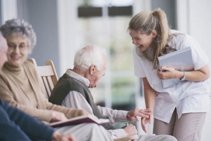 Hospedagens para Terceira Idade Cantareira - Hospedagem para Idoso Senilidade
