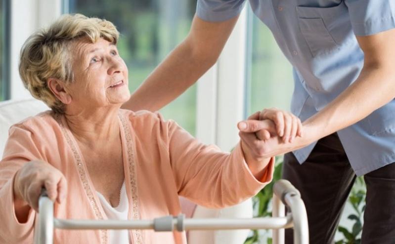 Quanto Custa Asilo de Idoso com Demência Vascular Vila Guilherme - Asilo de Idoso com AVC