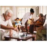 asilo de idoso com alcoólatra Santana