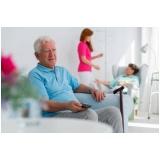 asilo de idoso com demência vascular Santana