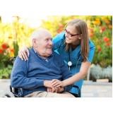 asilo de idoso com equipe de médicos preço Vila Maria