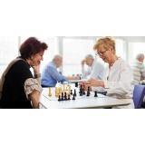 asilo para idosos com mal Parkinson Santana