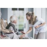 asilo para idosos acamados