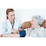 asilo para idosos com enfermagem