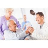asilo para idosos com mal Parkinson