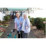 casa de repouso para assistir idoso