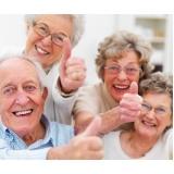 casas de repouso com Alzheimer