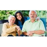 clínica de casa de cuidados para idosos Santana