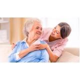 clínica de cuidadores de idosos com Alzheimer Santana