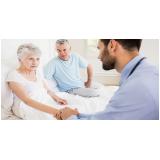 clínica de cuidados médicos para idosos Casa Verde