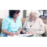 clínica de cuidados para idoso Cantareira