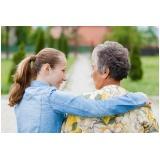 cuidado para idosos acamados Vila Maria