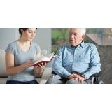 cuidadores de idosos com mal de Alzheimer Cantareira