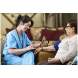 cuidados médicos para idosos Cantareira