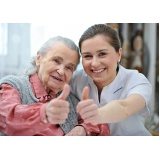cuidados para idosos acamados Santana