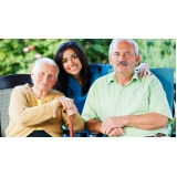 cuidados para idosos com Alzheimer preço Casa Verde