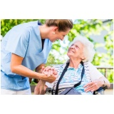 cuidados para idosos dependentes Santana