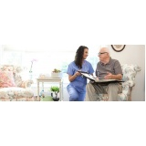 hospedagem para idoso com AVC Santana