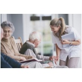 hospedagem para idoso com Parkinson Casa Verde