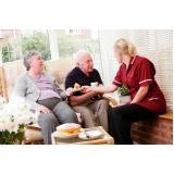 hospedagem para idoso senilidade