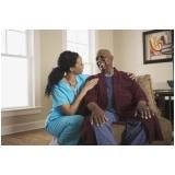 lar para idoso com demência vascular Alto do Pari
