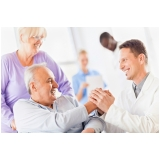 lar para idosos com doenças degenerativas Santana