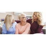 moradia para idoso com alcoólatra