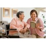onde encontrar lar para idoso com assistência médica Vila Guilherme