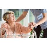 onde encontrar lar para idoso com demência vascular Vila Endres