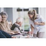 onde encontrar lar para idoso com equipe de médicos Caieiras