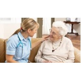 onde encontrar residencial com idosos com demência vascular Santana