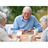 onde encontro hospedagem para idoso com Parkinson Casa Verde
