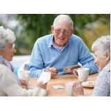 onde encontro hospedagem para idoso Vila Maria