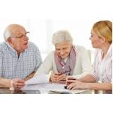 onde encontro lar para idoso senilidade Vila Endres