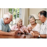 onde encontro moradia para idoso com demência vascular Vila Guilherme