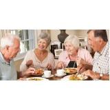 residência para idoso com AVC preço Santana