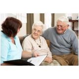 residência para idoso com enfermagem