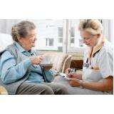 residência para idoso de longa permanência